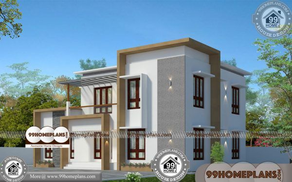 Narrow lot story house plans contemporary style in kerala also rh pinterest