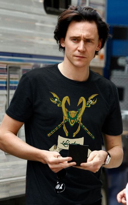 Lokis Army T-Shirt - Bing Images | cute dudes | Tom ...
