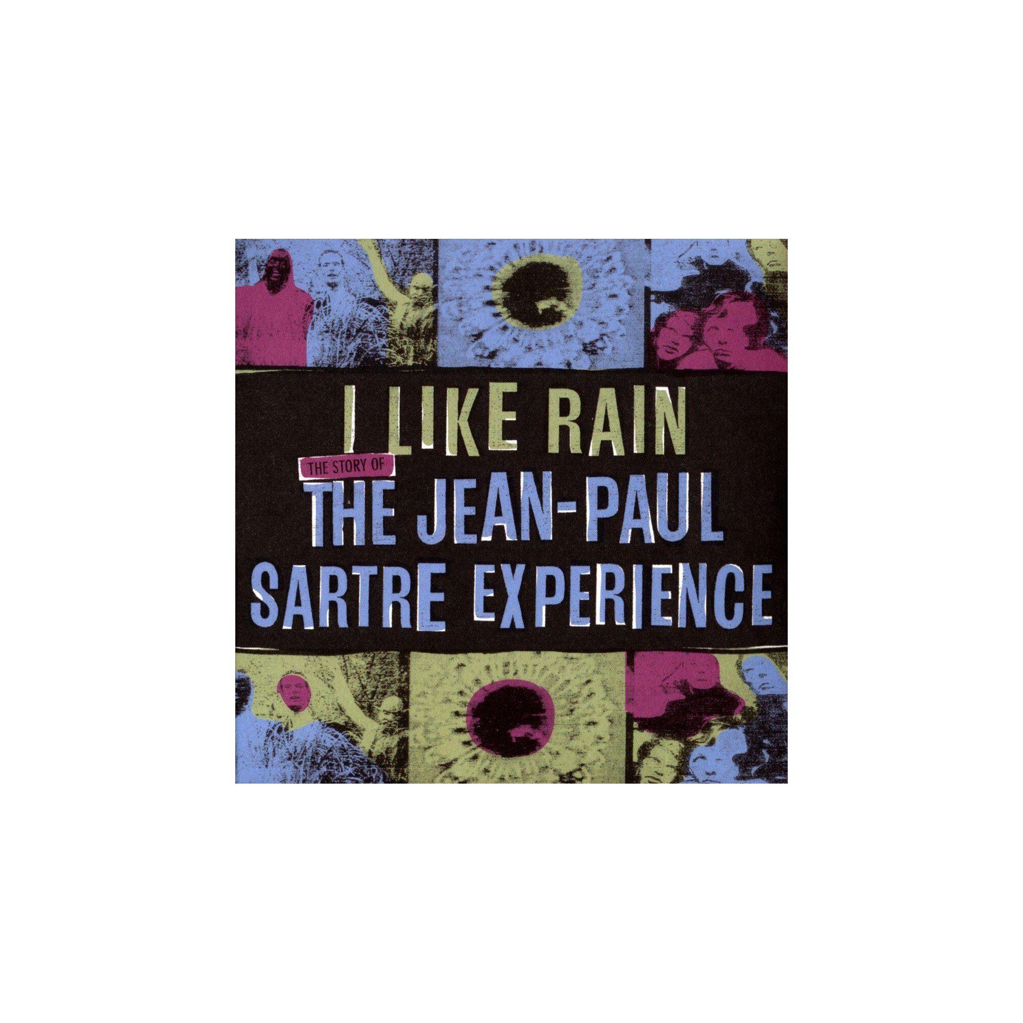 Jean-Paul Sartre Experience - I Like Rain: The Story Of The Jean-paul Sartre Experience (CD) #jeanpaulsartre