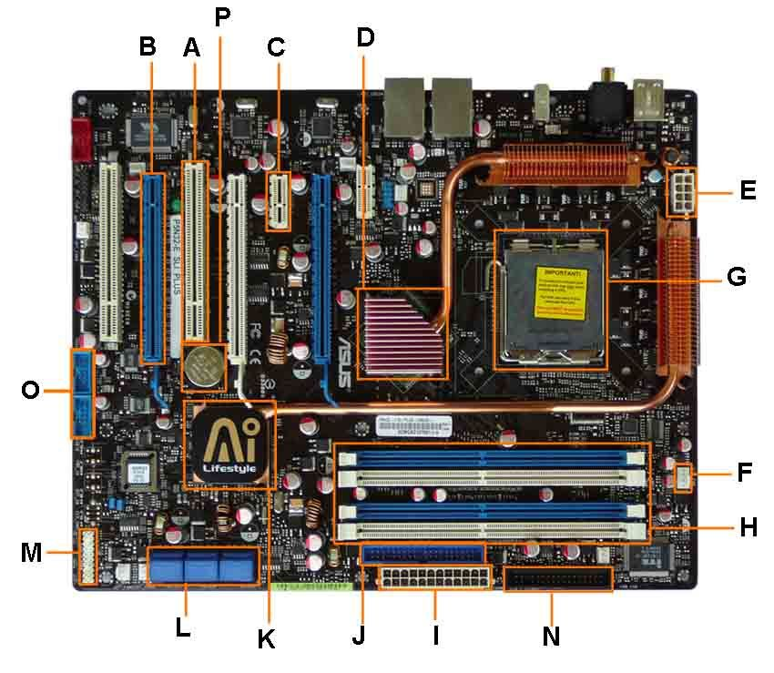 Desktop Motherboard Schematic Diagram Pdf
