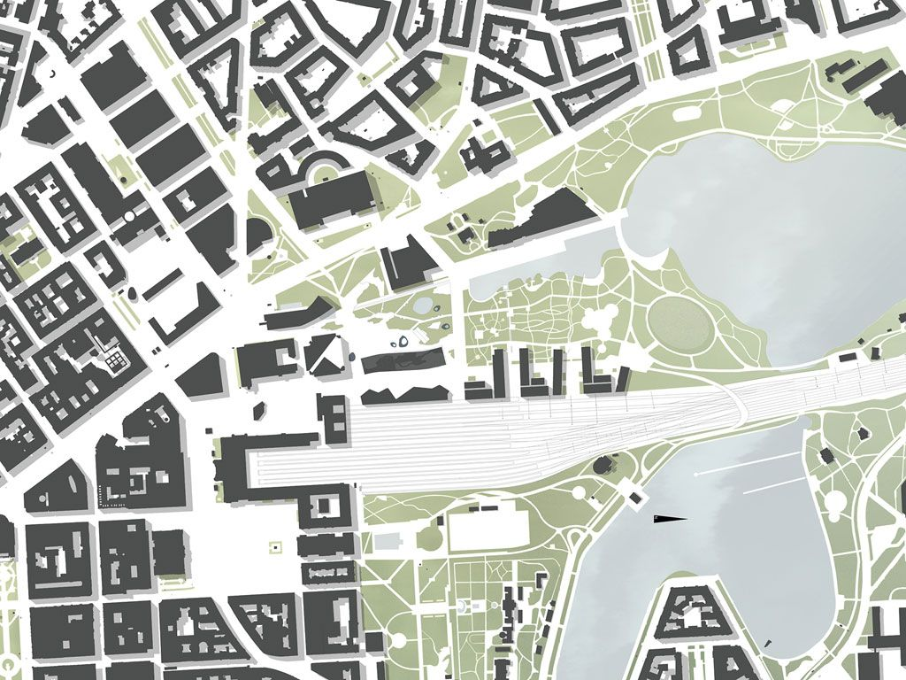 The Heartbeat of Helsinki | Helsinki Central Library Open International Architectural Competition