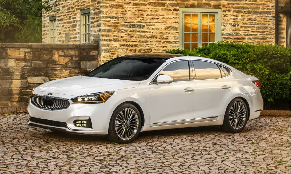 Been Wishing For A Luxury Sedan That You Can Afford Well Your Search Is Over Thanks To The New 2018 Kia Cadenza That Was Recent Kia Luxury Sedan Kia Motors