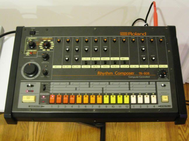 roland tr 808 these aren 39 t toys music beats drum machine. Black Bedroom Furniture Sets. Home Design Ideas