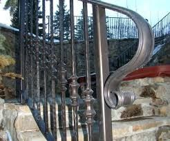Best Image Result For How Much Should External Wrought Iron Step Rails Cost Step Railing Iron 400 x 300