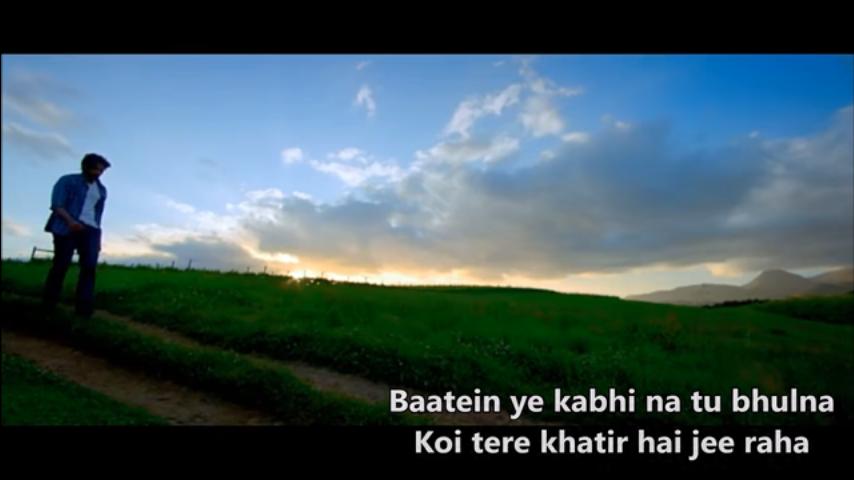 Baatein Ye Kabhi Na Khamoshiyan Arijit Singh Ali Fazal Sapna Pabbi Lyrics Video Song Youtube Lyrics Song Lyric Quotes Lyric Quotes