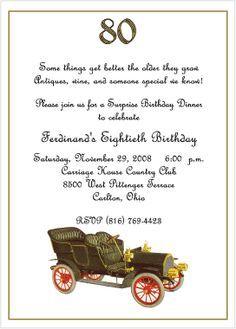 80th surprise birthday invitation lincoln quote life in years dads 80th surprise birthday invitation lincoln quote life in years filmwisefo
