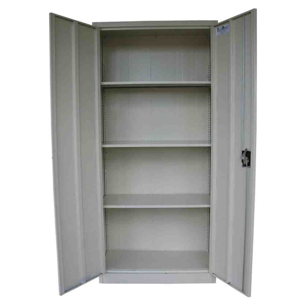 Metal Wardrobe Storage Cabinet Locking Storage Cabinet Metal