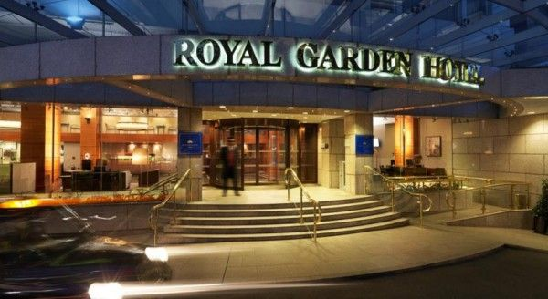 If You Are Looking For Magnificent Five Star Hotels In London Http Shar Es Rzicp Royal Garden Hotel London Kensington Hotel London Luxury Hotels