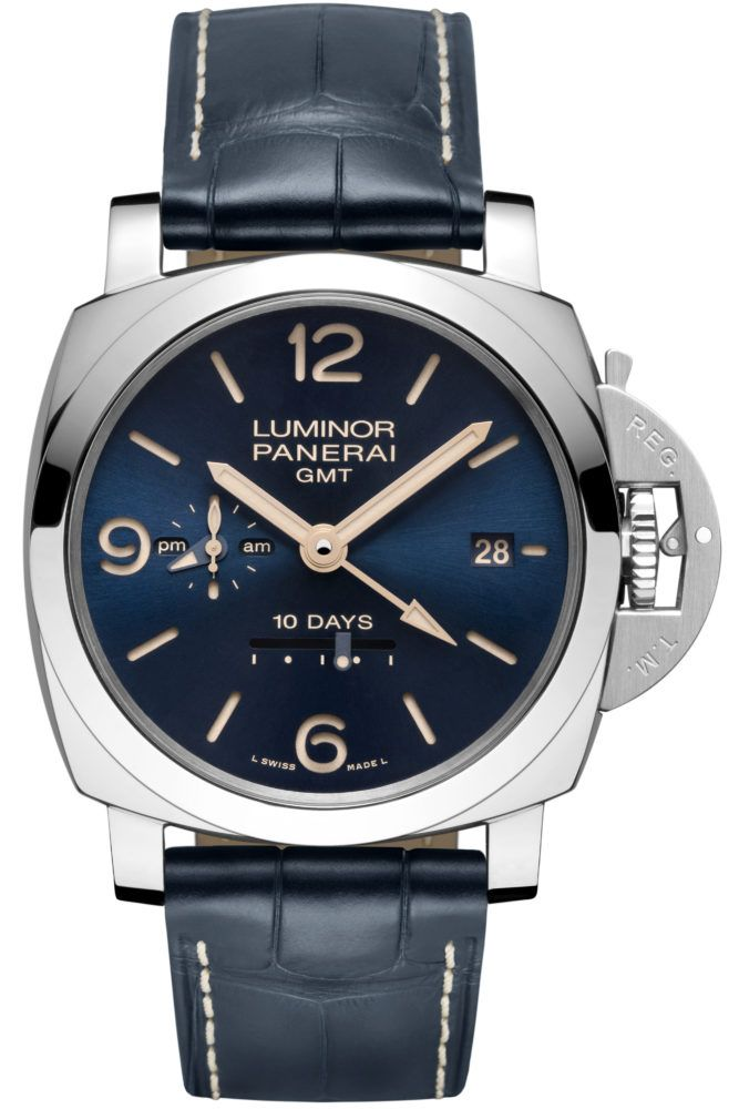 Panerai Luminor 1950 GMT Automatic (PAM689)