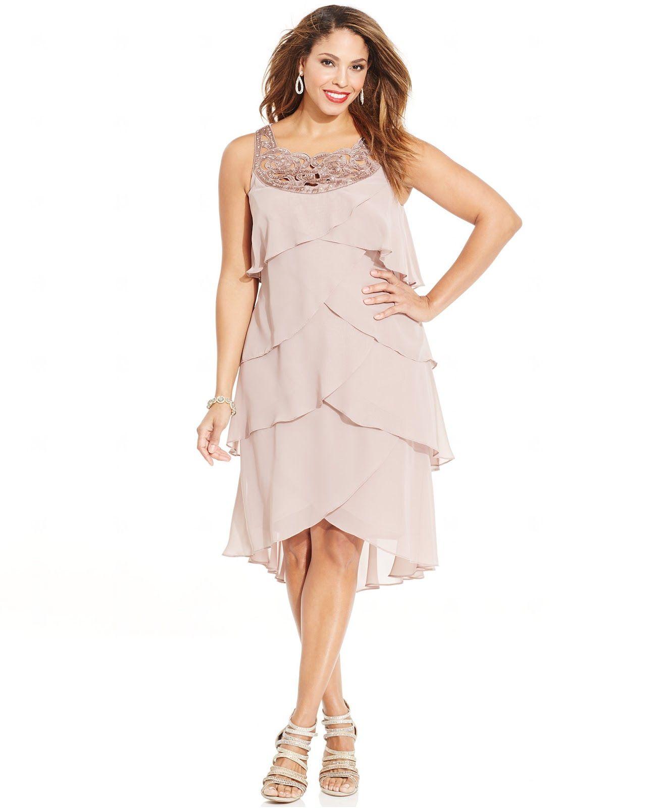 Vestidos+para+gorditas+%282%29.jpg (1307×1600) | vestido | Pinterest