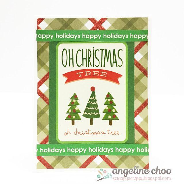 SVG Attic - DCWV : The Magic of Christmas blog hop