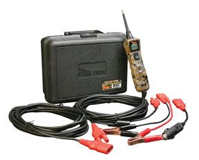 Power Probe Iii With Case And Accessories Camouflage Design Automotive Electrical Probe Power