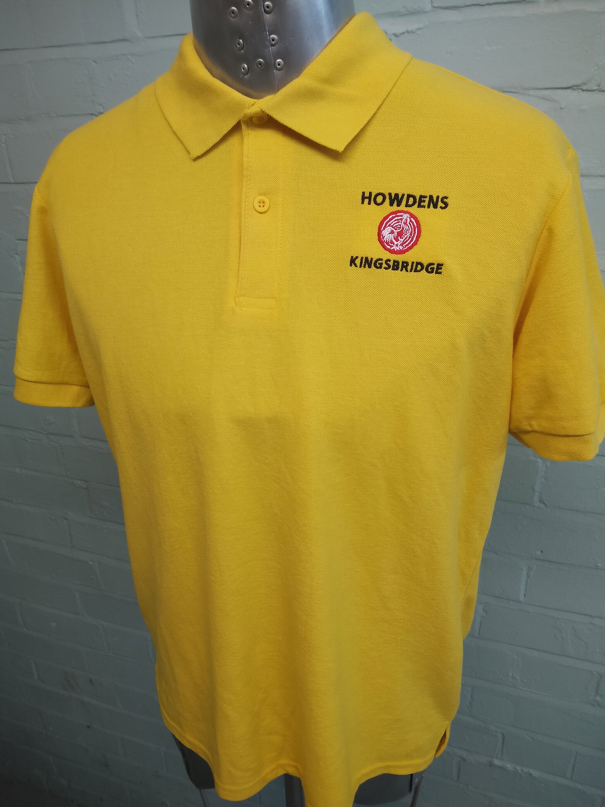 Corporate Printed Polo T Shirts Looking Great For The Guys And Girls