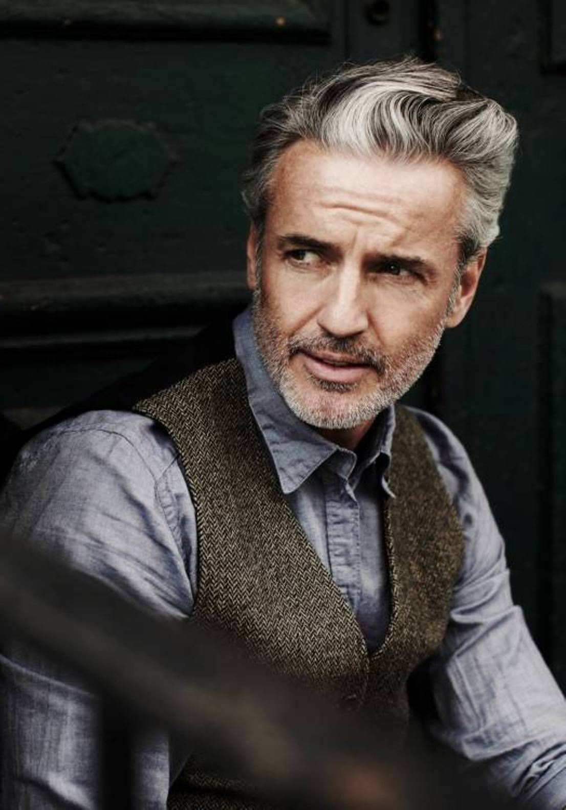 classy-mature-mens-hairstyles (1106×1583) | silver fox -stay