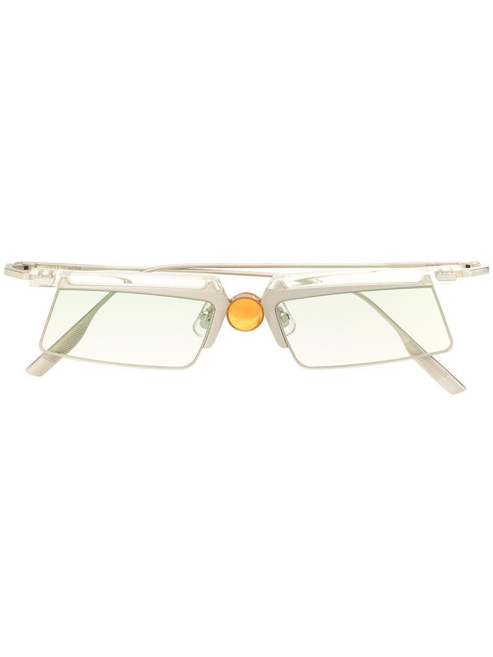 Gentle Monster Danchu 02 Sunglasses – Farfetch