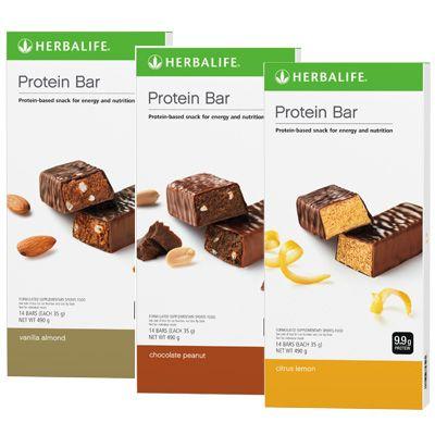 Myherbalife Com Protein Bars Health Snacks Herbalife Protein Bars