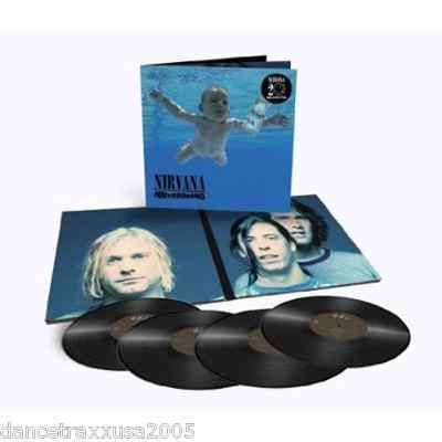 Nirvana Nevermind Delux Edition 4 Disc