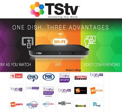 Get 100+ Channels and FREE 20GB Data on TStv Africa   technology