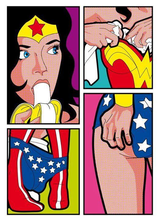 Wonder Woman Relax