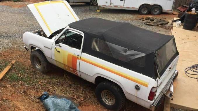 1979 Trade In Blue Ridge Va Dodge Ramcharger Custom Chevy Trucks Dodge Pickup Trucks