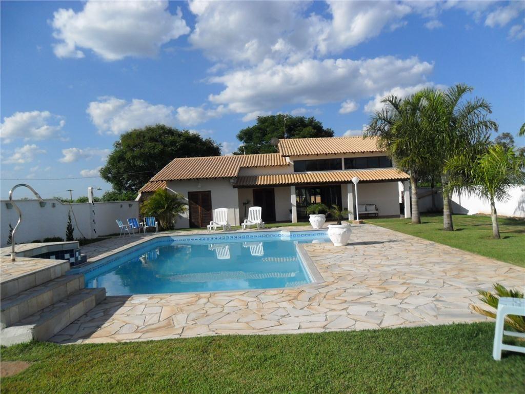 Peojetos de edicula com piscina para casa de campo for Modelos de piscinas para casas