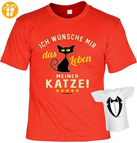 lustiges witziges T-Shirt Funshirt Leiberl mit Mini Shirt - Geburtstag  Geschenk Geschenkidee Weihnachten Papa