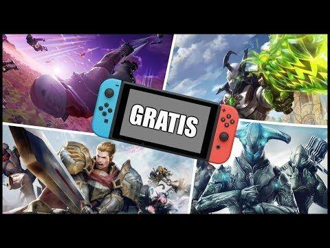 Los 6 Mejores Juegos Gratis Para Nintendo Switch De 2018