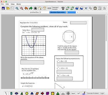 37eb37ae3701aef43c973337f5bcd37f Open Source Math Worksheet Generator on