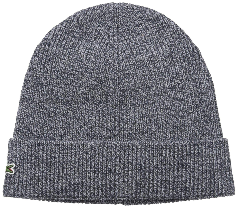 79670ff37e9 Men s Rib Wool Beanie - Moline Navy Blue - CE185XLQHRZ - Hats   Caps