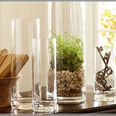 decorative glass vases large - Decorative Glass Vases