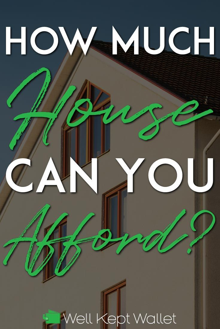 How much house can i afford avoid being house poor make