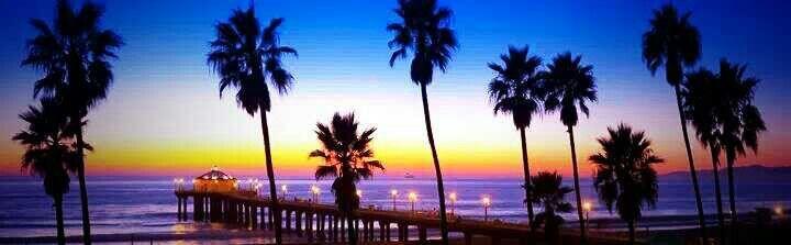 Santa Monica CA ♥