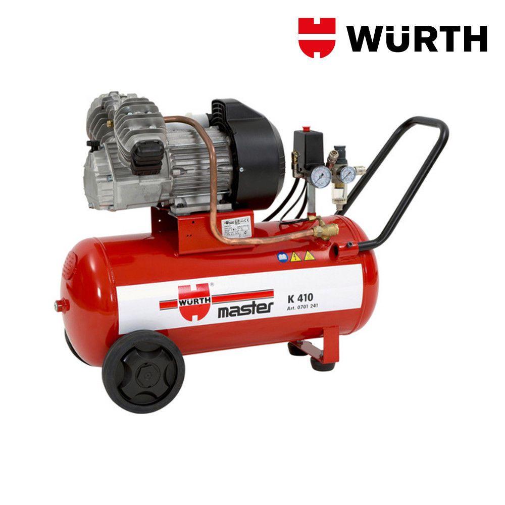 Wonderbaarlijk Compressore Elettrico K410 - WÜRTH 0701241 | Wurth | Ebay WV-86