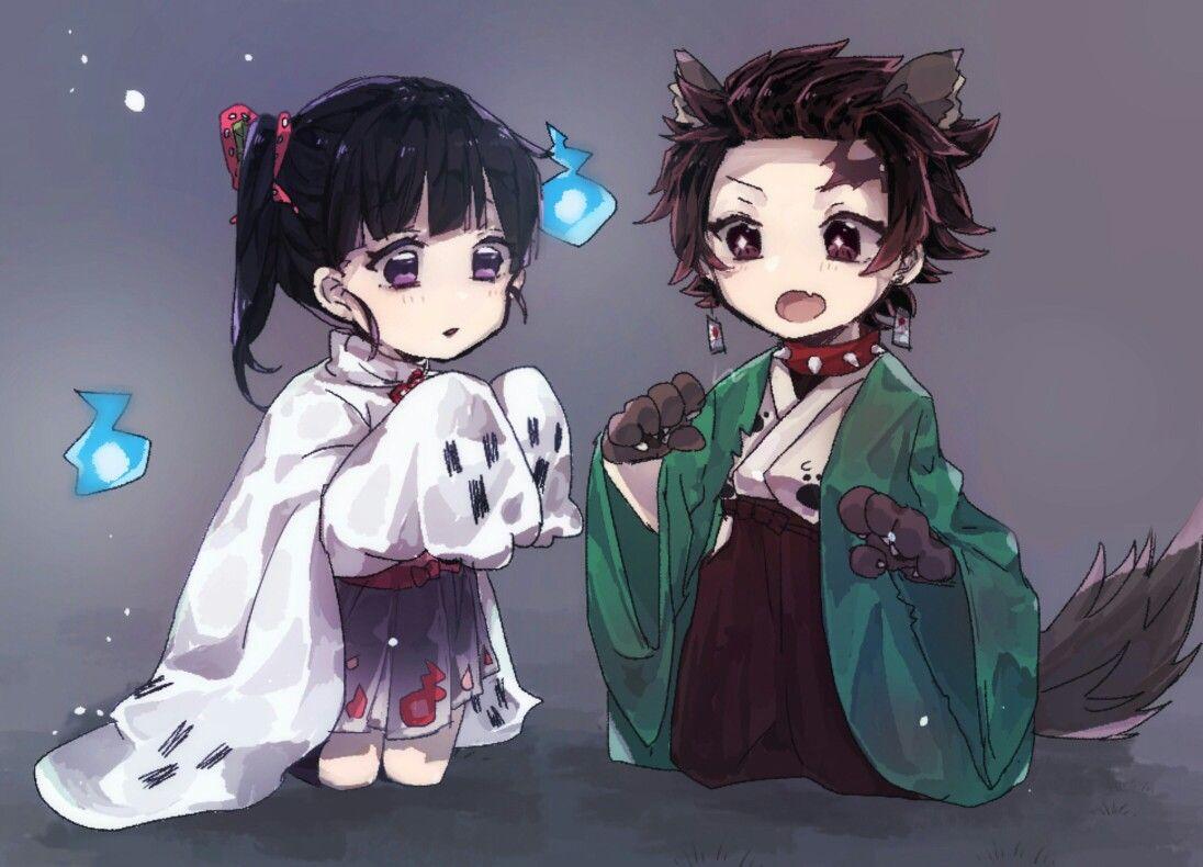 kanao x tanjirou Anime angel, Anime, Nhật ký nghệ thuật