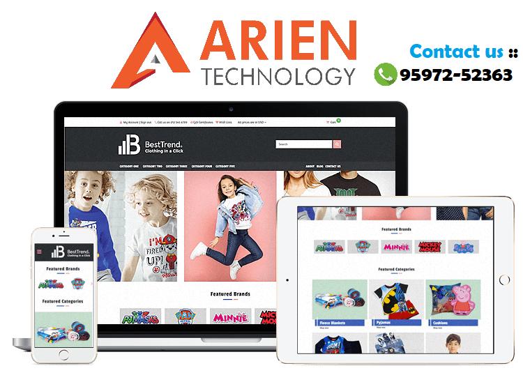 Arientec Web Design Company App Development Companies Mobile App Development Companies