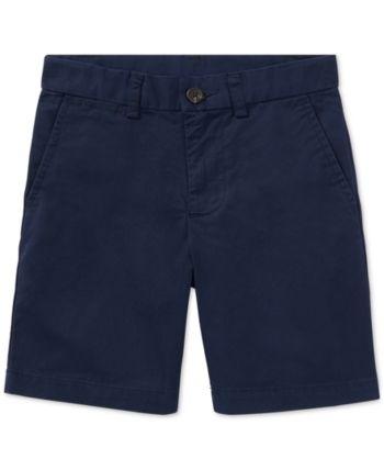 8a1a381976 Polo Ralph Lauren Toddler Boys Cotton Chino Shorts - Newport Navy in ...