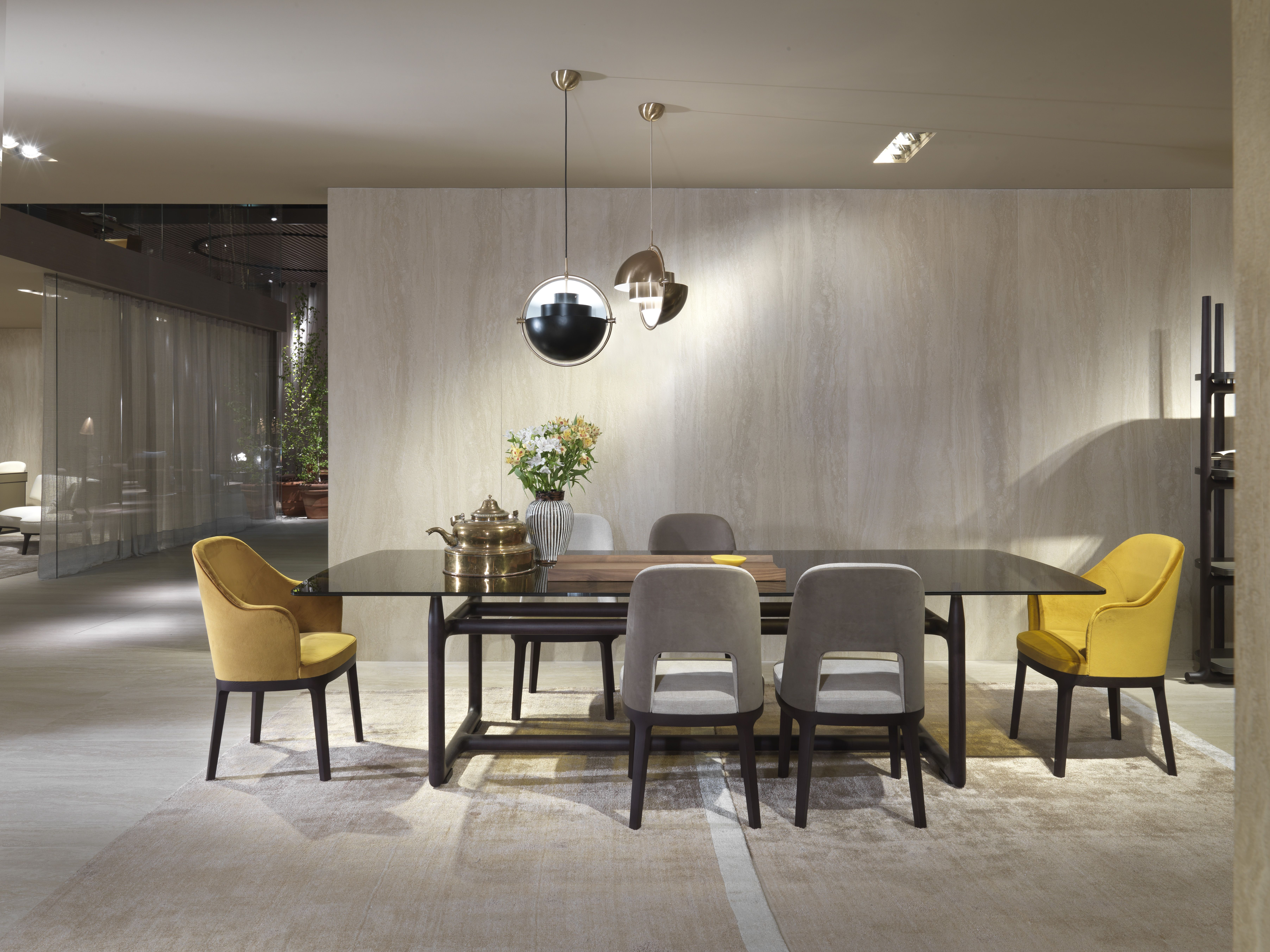 Orange 8  Ando Studio - Ambient  Dining Room