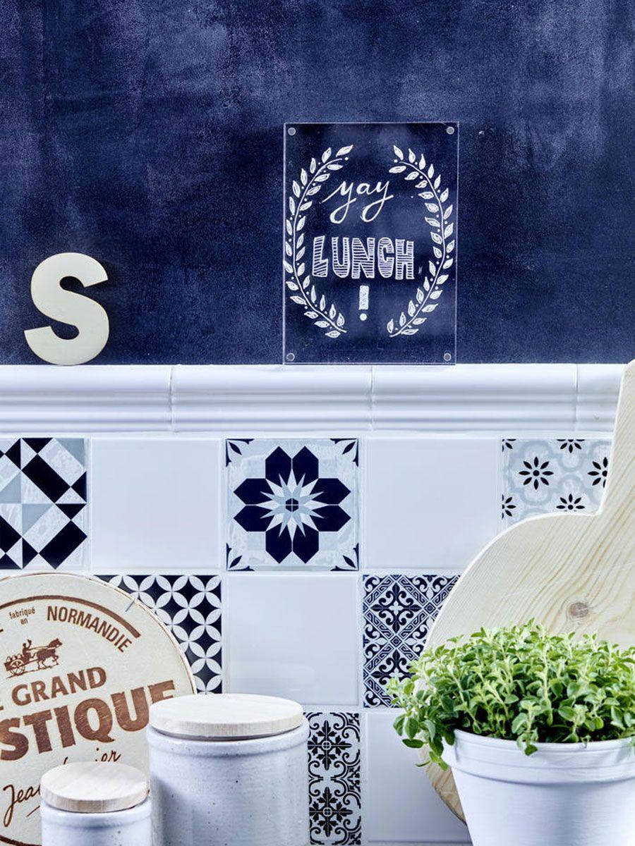 4 einfache Ideen: Kreative Wandgestaltung leicht gemacht | Kreative ...