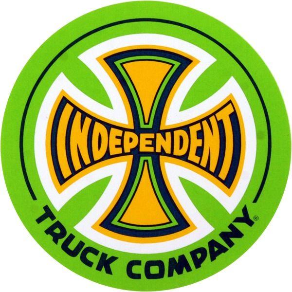 Indy trucks sticker