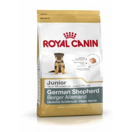 Royal Canin German Shepherd Junior Royal canin dog food