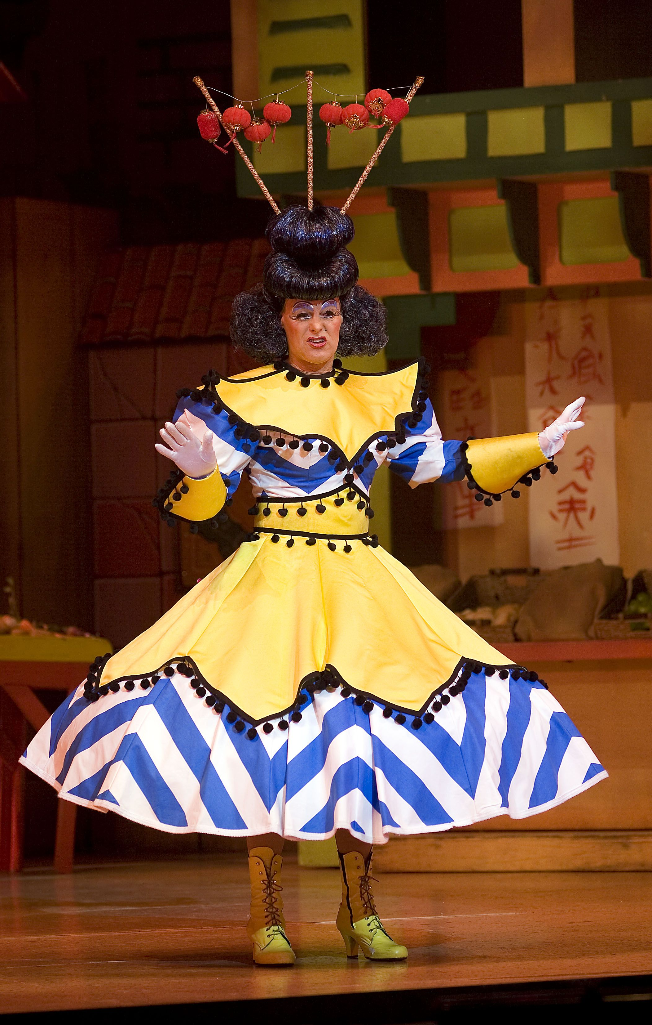 Nigel The Dame Theatre Costumes And Cosplay In 2019