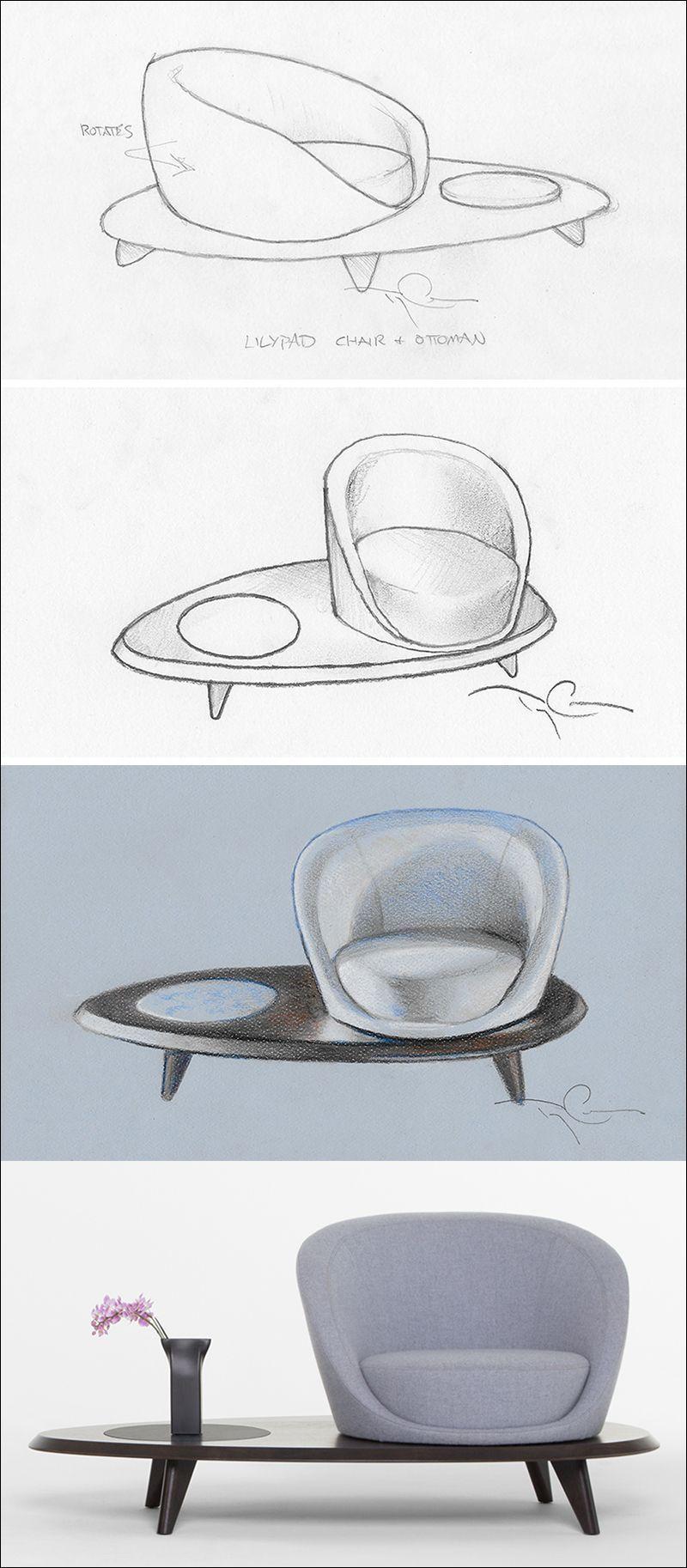 Terry Crews Has Designed A Contemporary Furniture