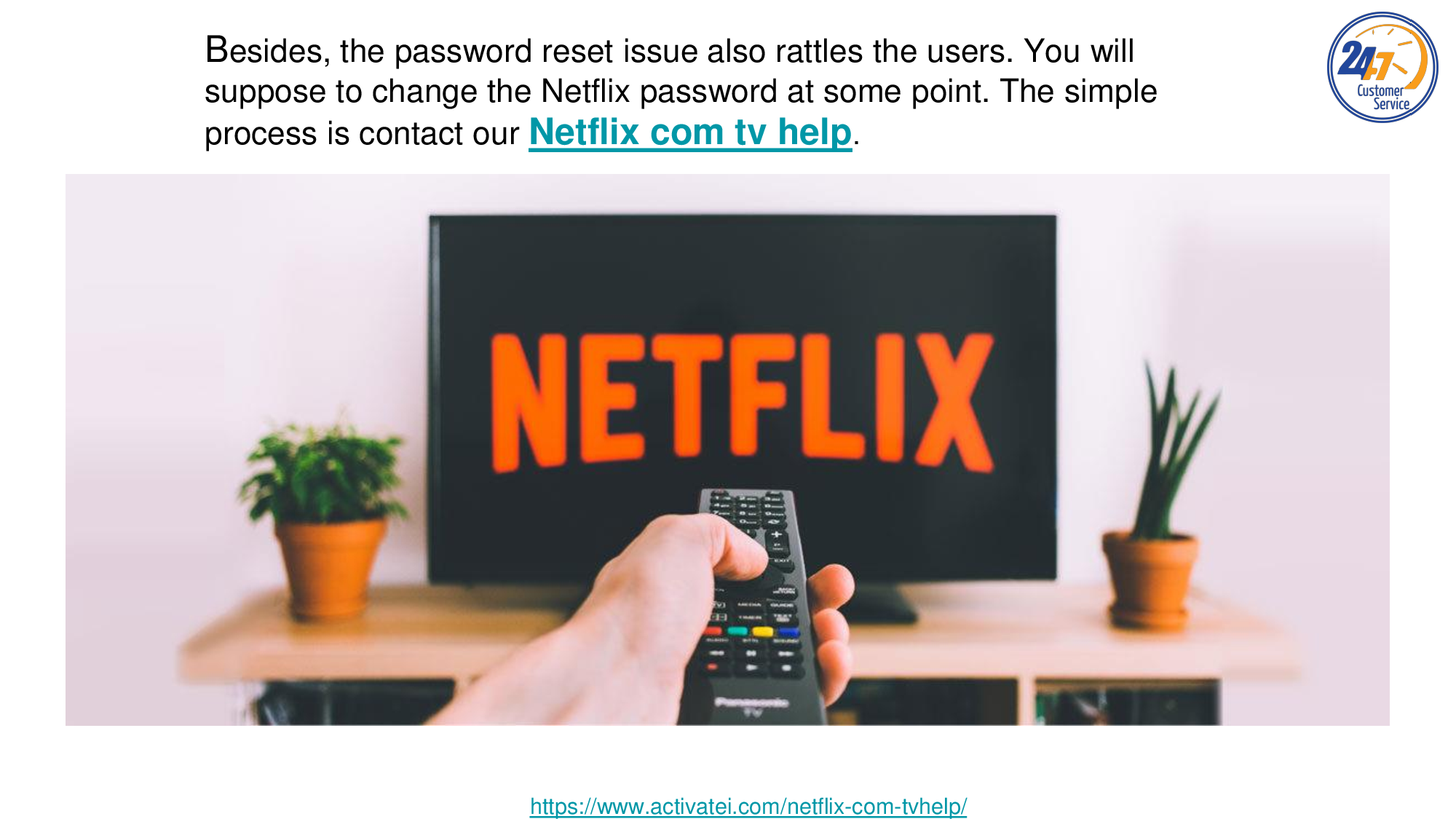 As we discussed how streaming problems with Netflix does