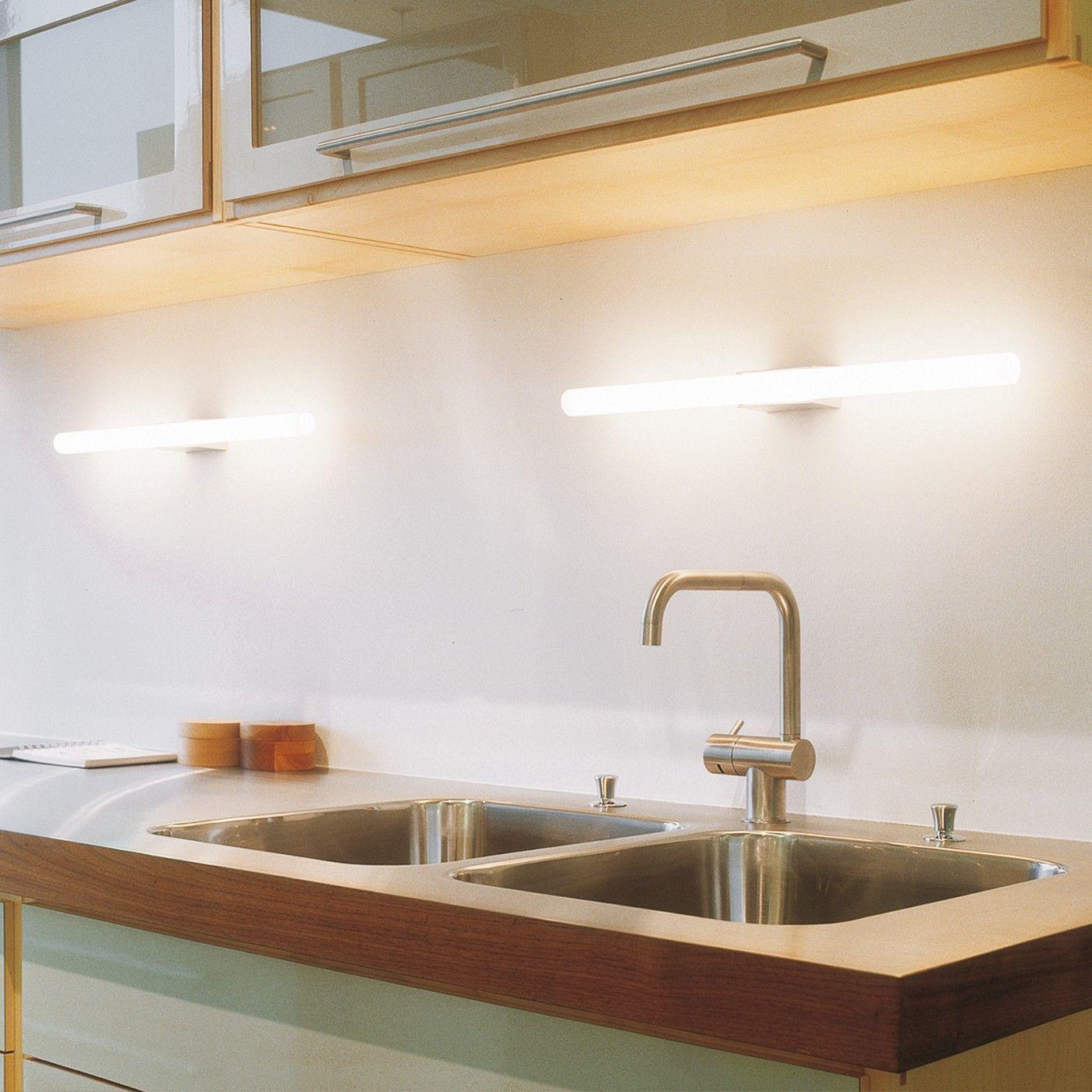 beleuchtung arbeitsplatte küche | wandleuchte, led lampe