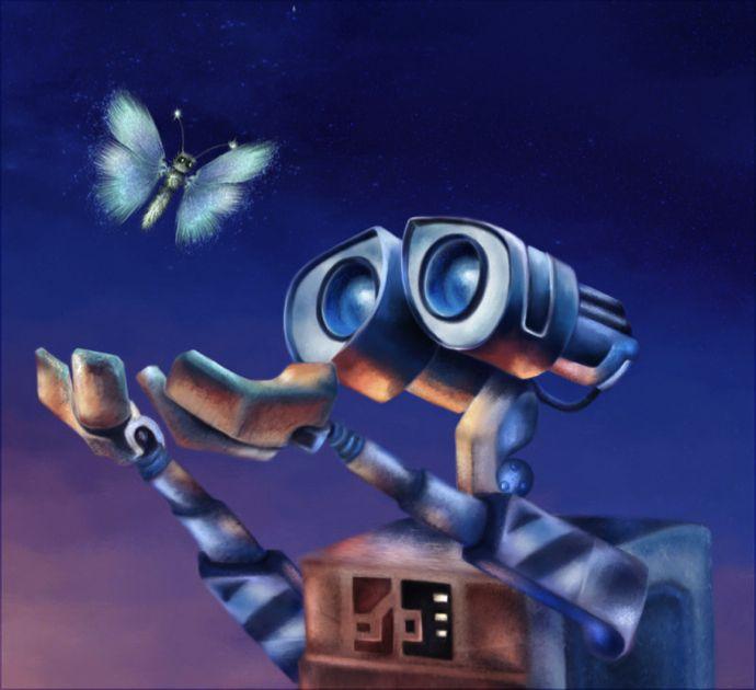 Inspiration: WALL-E Artworks