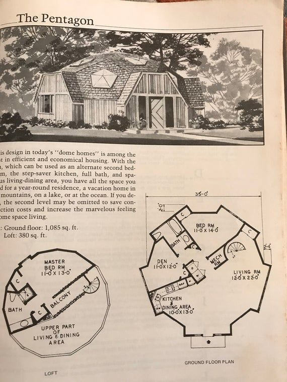 175 Home Plans Multi Level & Two Story William G Chirgotis 1979 Mid Century Vintage House Design Bo