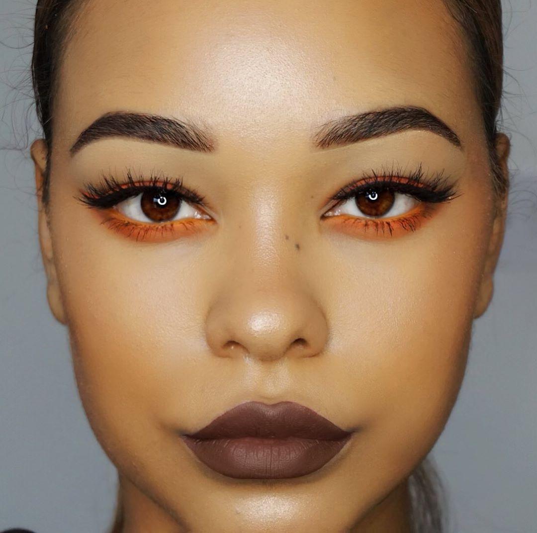 Bexcxmpbell On Instagram Nyxcosmetics Vivid Bright Liner In Vivid Delight Nyxcosmetics Matte Black Liner Ardell Makeup Inspiration Nyx Cosmetics Makeup