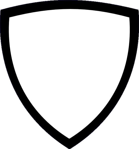 White Shield Shield Template Soccer Artwork Crow Tattoo Design