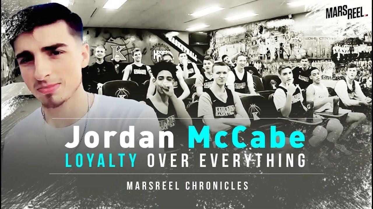 9692892ac69 JORDAN MCCABE: Loyalty Over Everything - Episode 1 | Mars Reel Chronicles -  YouTube