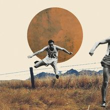 Saltar la valla por Sarah Breese